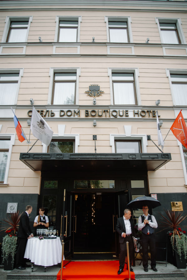 Dom Boutique Hotel's Birthday