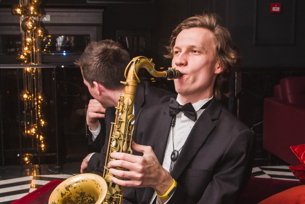 Jazz evening at the Dom Boutique Hotel