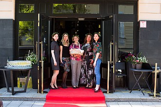 May Garden – Dom Boutique Hotel's Birthday
