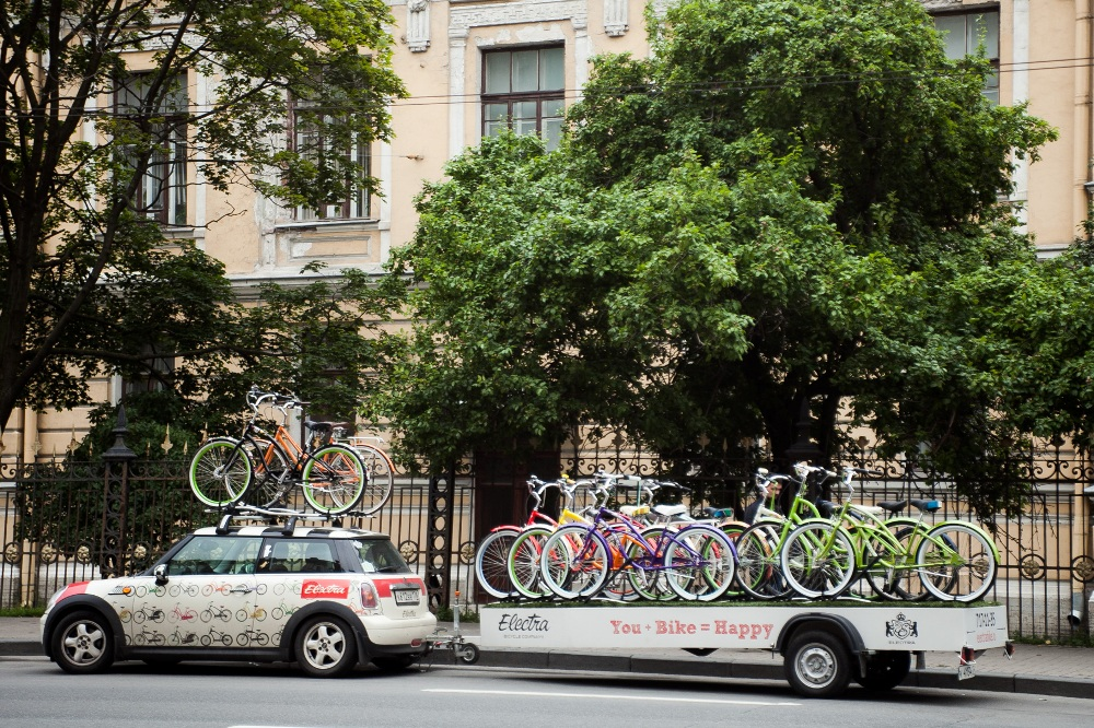 Guided bike tours with Dom Boutique Hotel